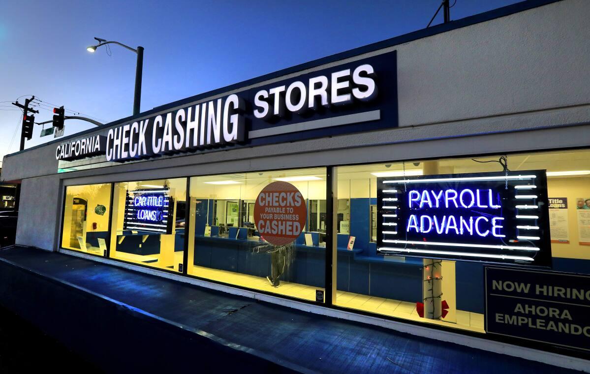 California Payday Lender Refunds 800 000 To Settle Predatory Lending Allegations