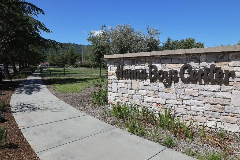Hanna Boys Center near Sonoma. (Christopher Chung/ The Press Democrat)