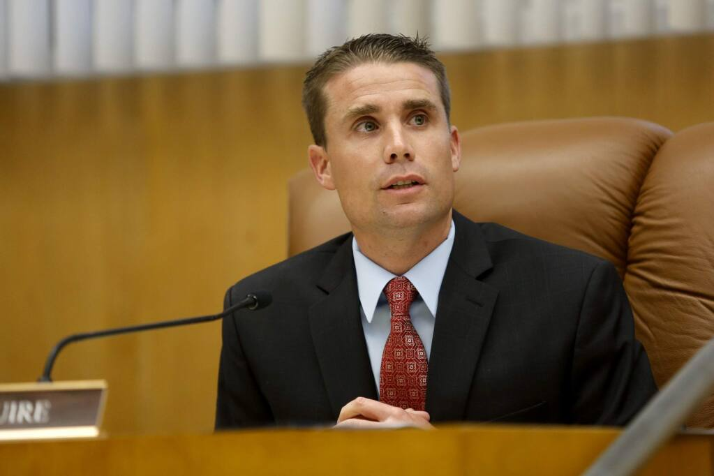 Mike McGuire (BETH SCHLANKER/ PD FILE)