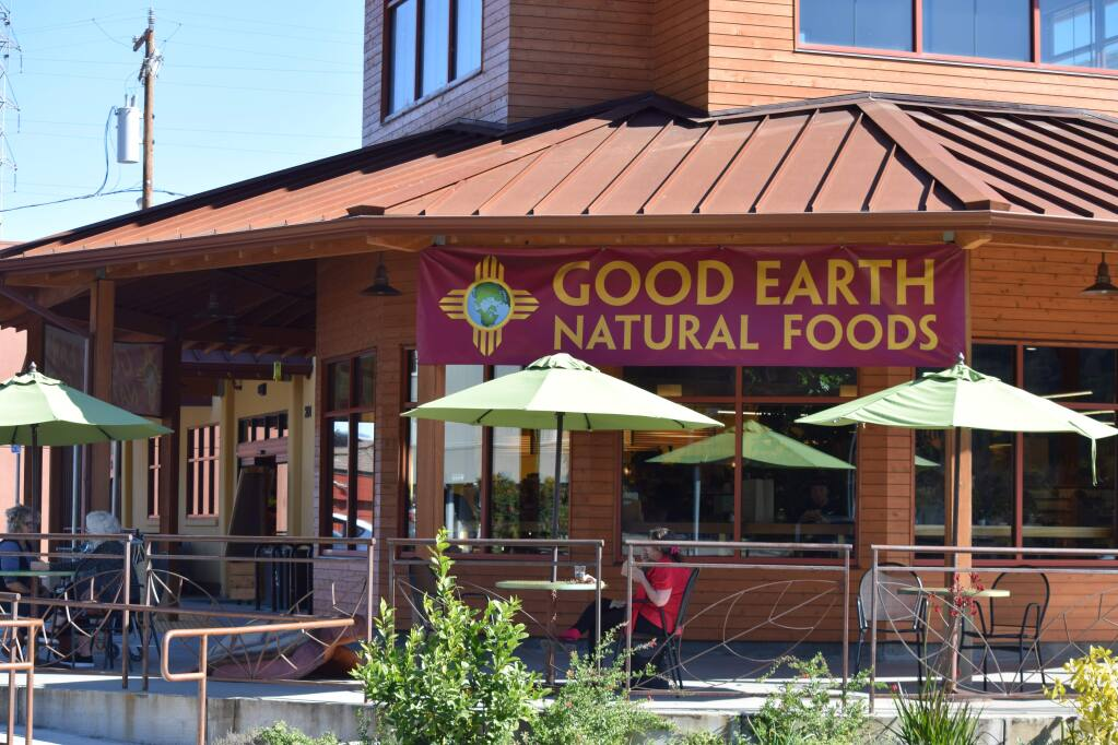 Good Earth's Mill Valley store will hit about $28 million in sales this year, less than half that of the Whole Foods store on East Blithedale Avenue. (James Dunn / North Bay Business Journal) Feb. 12, 2018