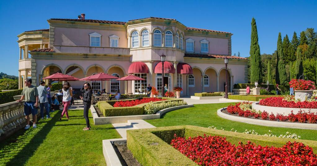 Sonoma County Vintner Ferrari Carano Selling To Foley Family Wines