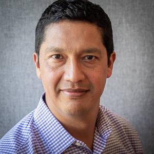 Omar Carrera, CEO, Canal Alliance (Ron Greene photo)