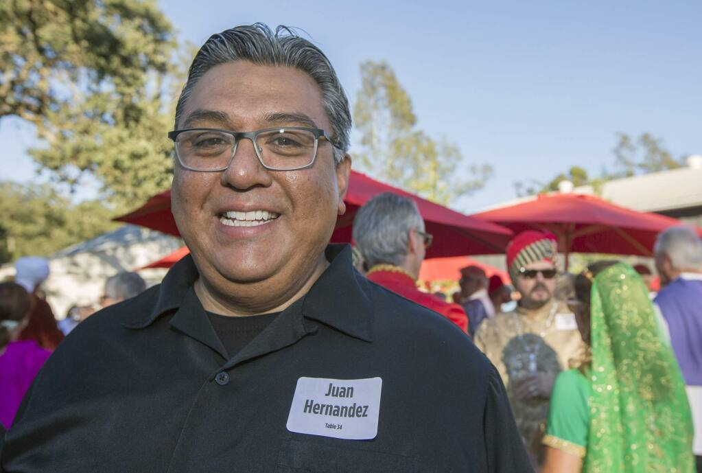 Juan Hernandez, La Luz executive director,  is stepping down. (Photo by Robbi Pengelly/Index-Tribune)
