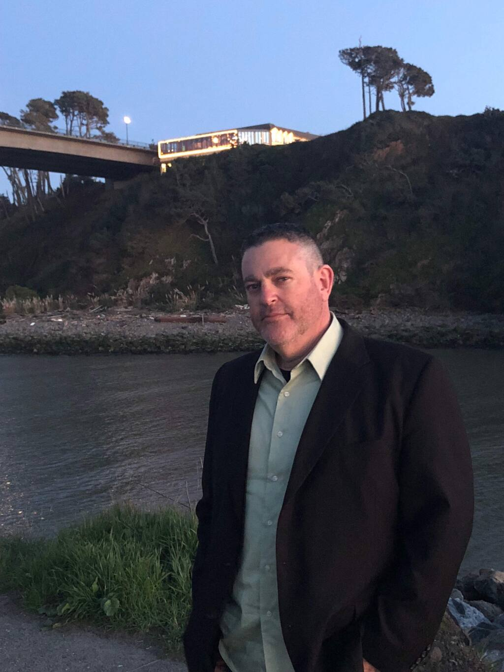 Ukiah's Jake Bernie has been doing comedy for 20 years, at places like Konocti Harbor Inn and Punch Line Sacramento.