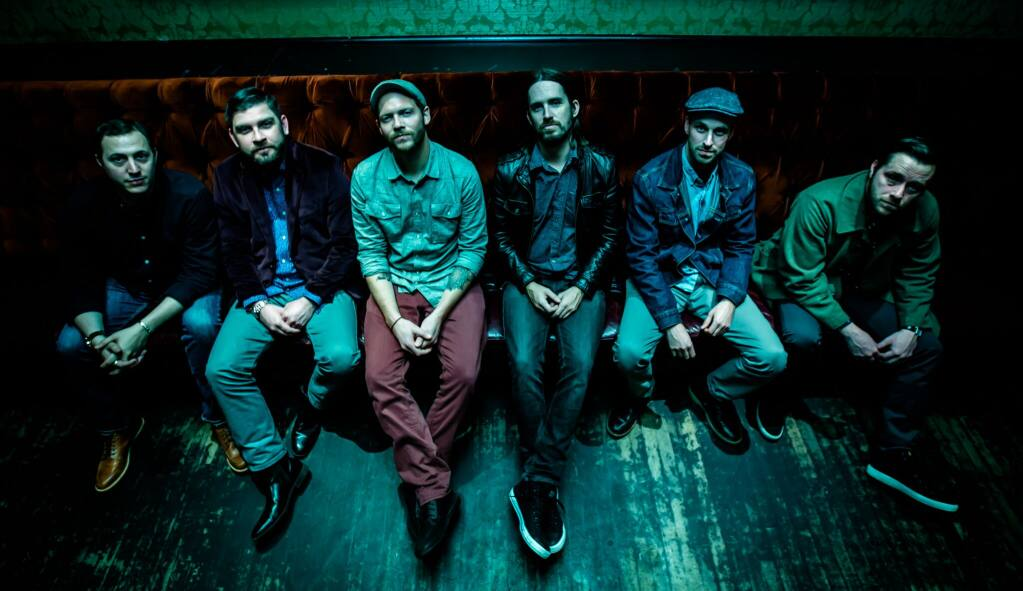 The Monophonics will be among the many groups performing at this year's Petaluma Music Festival (COURTESY OF THE PETALUMA MUSIC FESTIVAL).