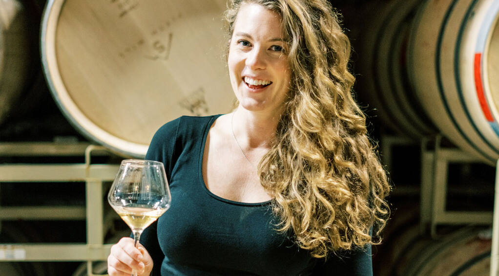 Jennifer Reichardt, owner of Liberty Ducks (libertyducks.com) & Raft Wines in Petaluma, has spent this past year pivoting her duck business to educate consumers about eating duck at home. (Courtesy Photo)