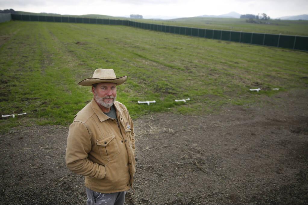 Petaluma Cannabis Farm Celebrates First Harvest