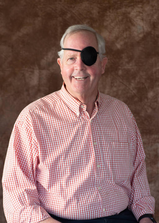 Bob Sonnenberg, CEO, Earle Baum Center of the Blind (Chris Kittredge photo)