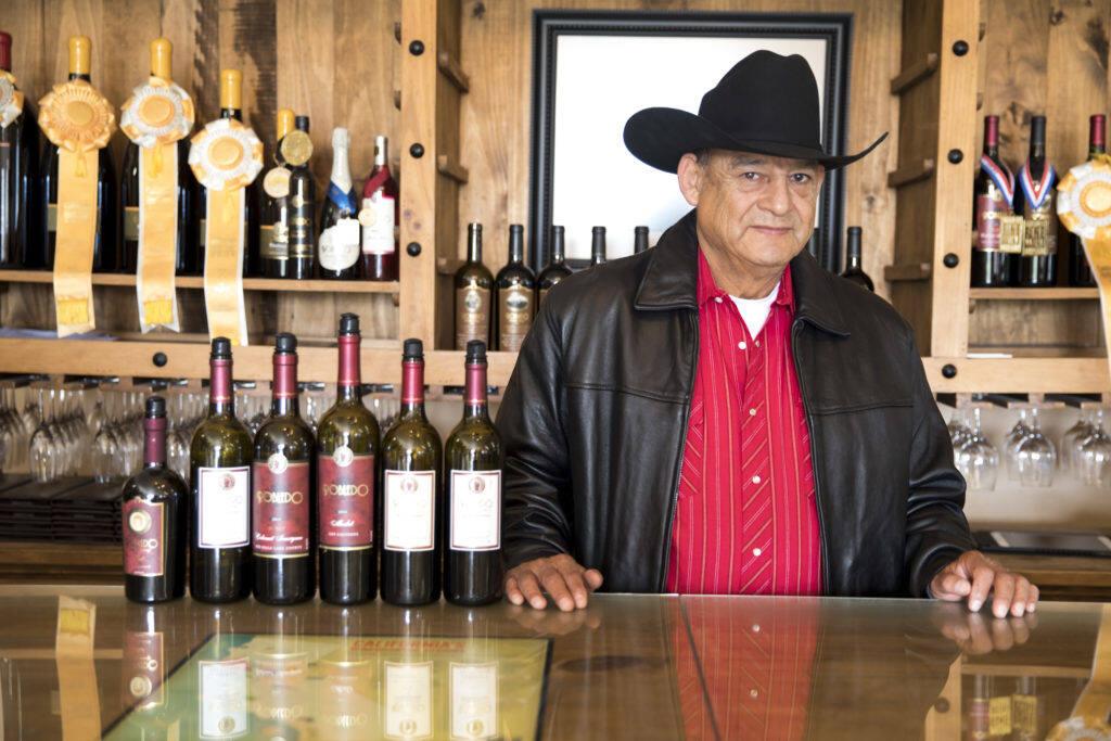 Reynaldo Robledo cumplió 50 años como agricultor en el condado de Sonoma. Ricardo Ibarra / La Prensa Sonoma