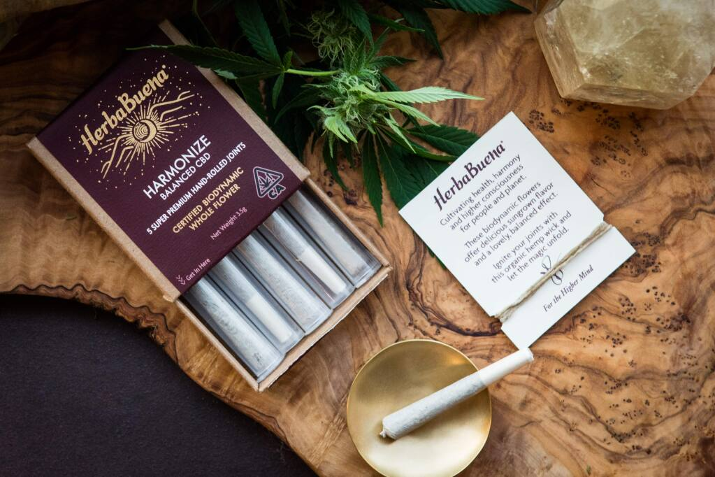 The CEO of the company producing Herba Buena cannabis pre-rolls and other products said it has ceased operations while seeking to gain state and local permits to offer its products direct to consumers. (SUZANNE / PHOTODANCE.COM)