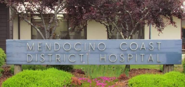 Mendocino Coast District Hospital in Fort Bragg (MENDOCINO COAST DISTRICT HOSPITAL/ FACEBOOK)