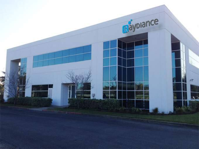 Raydiance expanded to 40,000 square feet in this north Petaluma office building in 2012. (via North Bay Business Journal)
