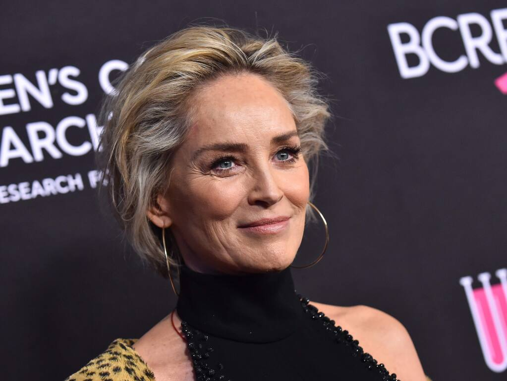 Sharon Stone was kicked off Bumble after users thought her account was fake
