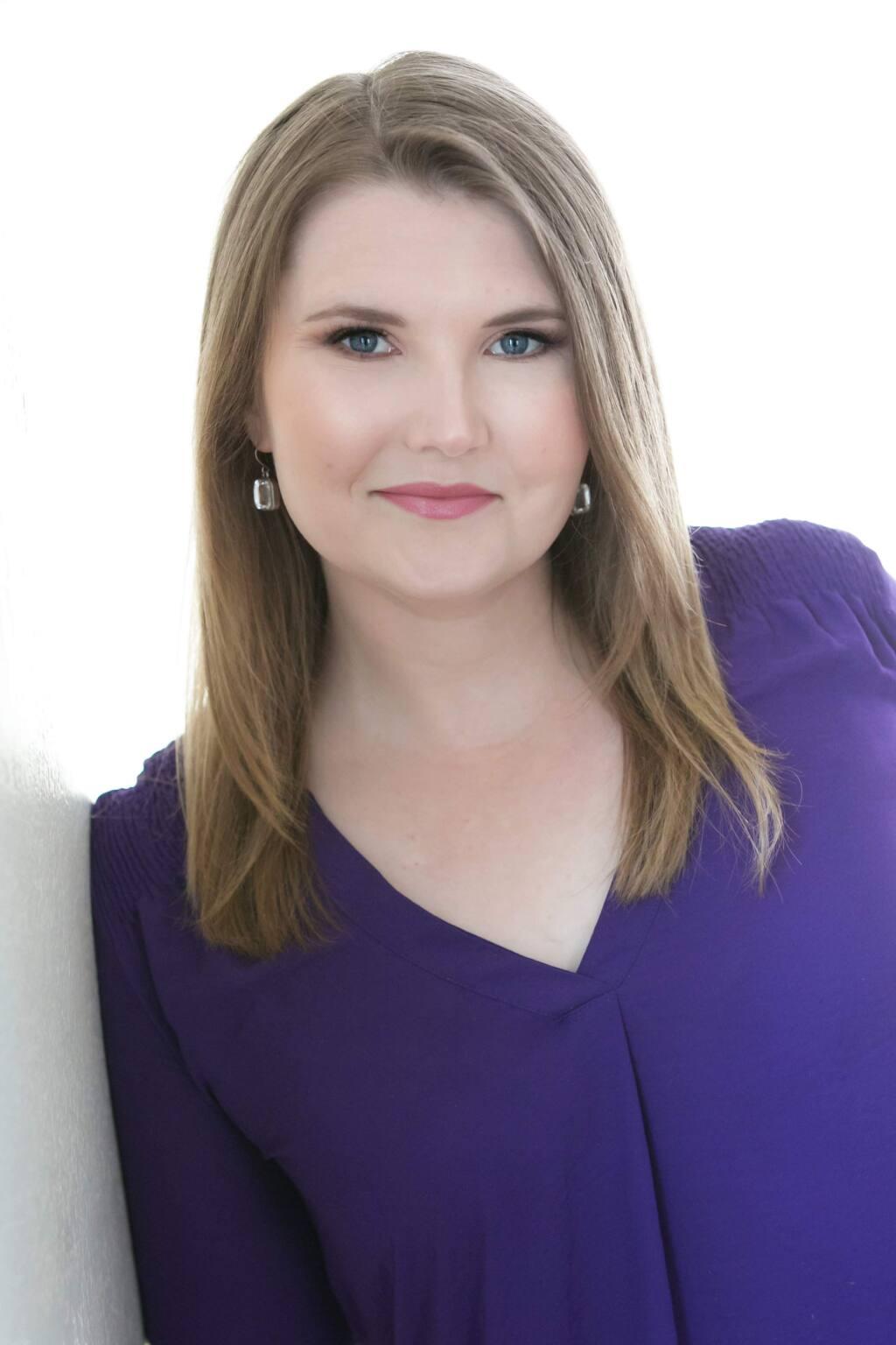 Teresa Scott, 32, workforce health supervisor, St. Joseph Health, is a 2020 Forty Under 40 winner. (Mariah Smith Photography)