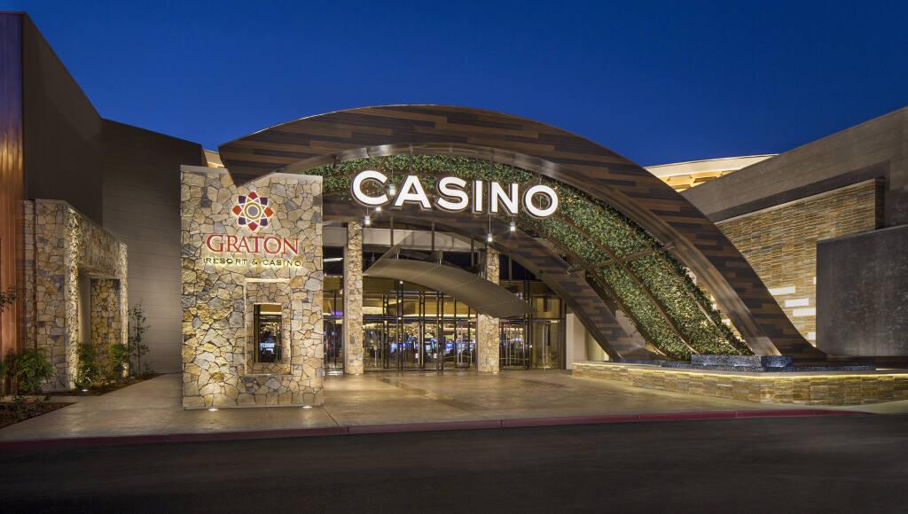 El Graton Resort and Casino de Rohnert Park fue destacado como un empleador que cuida a sus empleados. (cortesía de Graton Rancheria)
