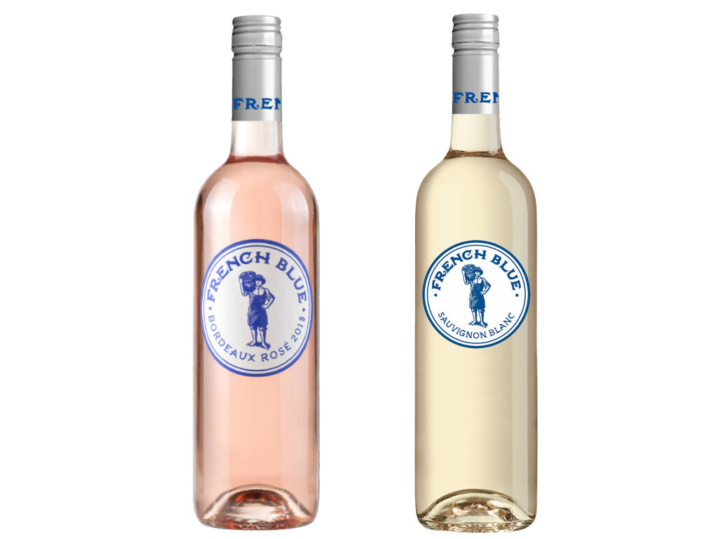 C. Mondavi & Family Wine Company acquires the French Blue brand of wines from Flying Blue Imports in July 2020.