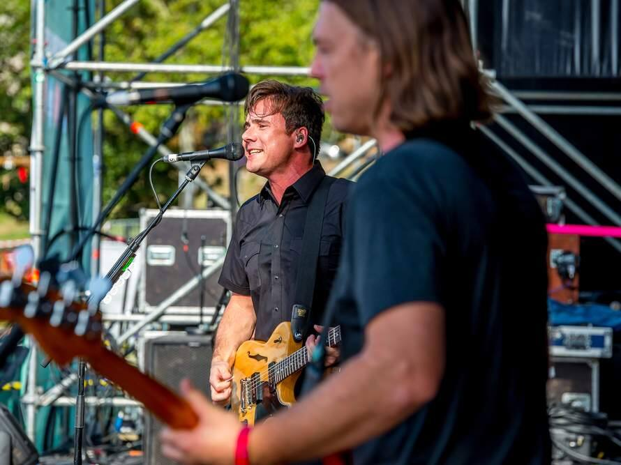 Jimmy Eat World will play a show at JaM Cellars Ballroom in Napa on Thursday, May, 21, 2020, as part of the 'Road to BottleRock' concert series. (CHRISTIAN BERTRAND/ SHUTTERSTOCK)