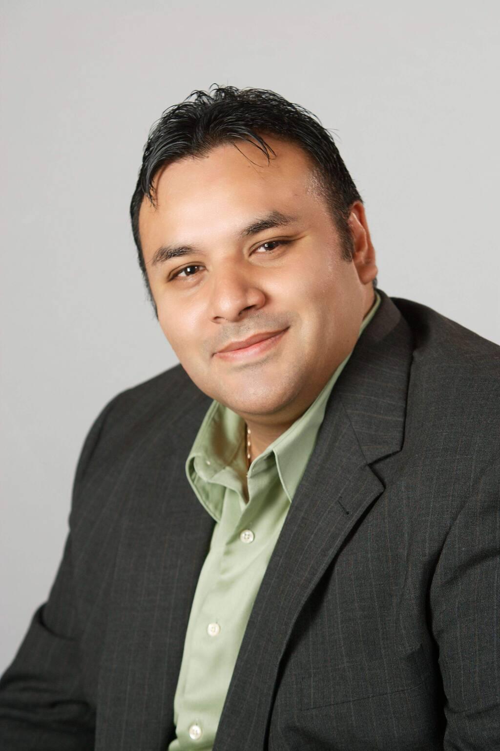 Pedro Toledo, chief administrative officer, Petaluma Health Center