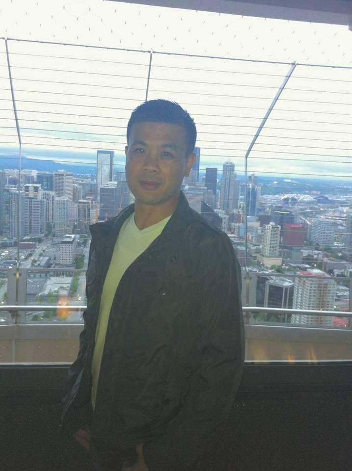 Albert Wong, identified by authorities as the gunman Friday at the Veterans Home of California (FACEBOOK).