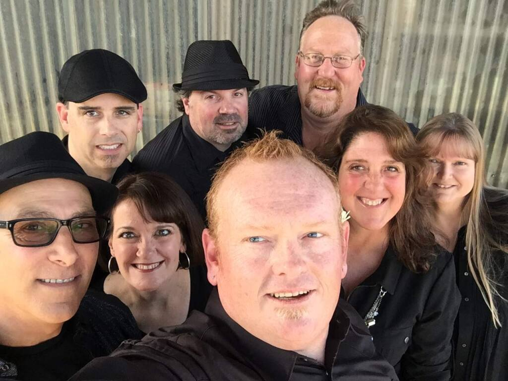 THE SOUL SECTION: The popular Bay Area band will be playing the Mystic Theatre this weekend as a fundraiser for the PHS music department.