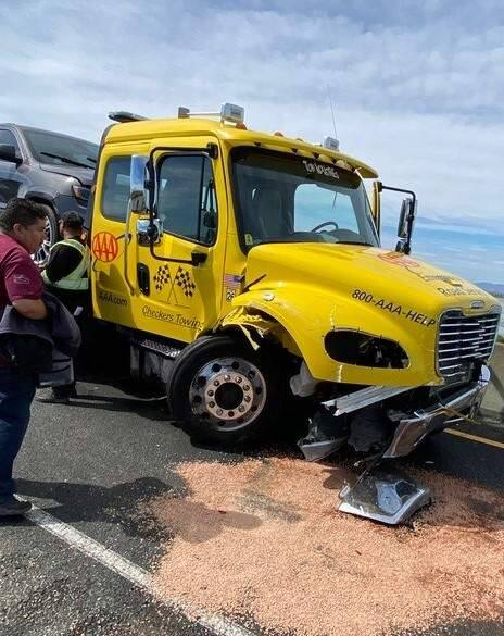 Yellow Halloween 2020 Ponce Driver crashes into water, airlifted after six vehicle Highway 37