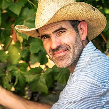 Ryan Hodgins of Yountville's FEL Wines (Kim Carroll Photo)