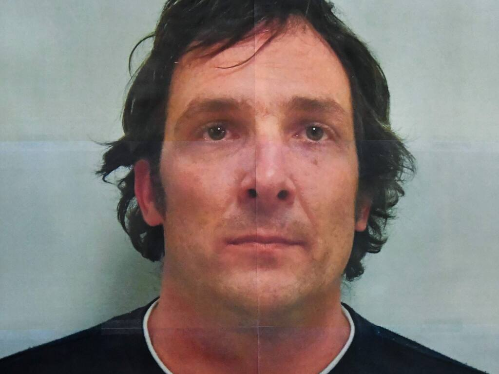 Damin Pashilk, 40, of Clearlake, is charged with 16 counts of arson in Lake County.