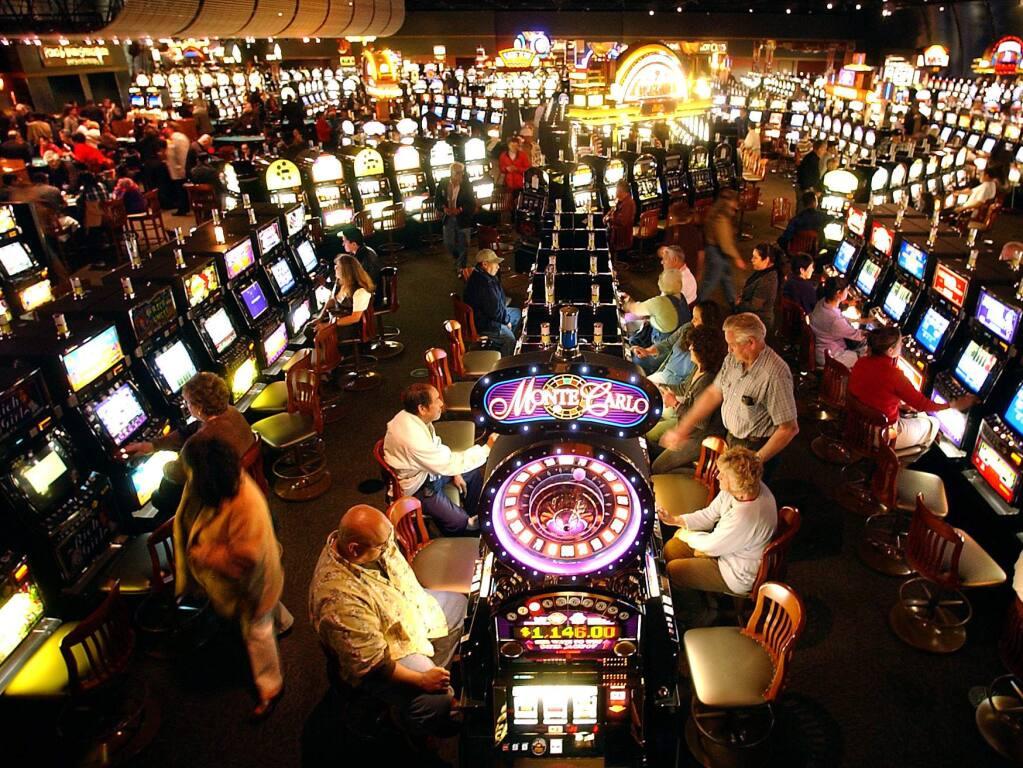 Threat of casino in Petaluma postponed until 2032