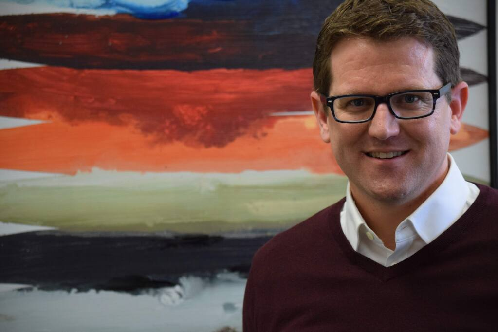 David Guhin, planning director for Santa Rosa, already sees reports by cannabis businesses that plan to be legitimate against those that may pose unfair competition. (James Dunn / North Bay Business Journal)