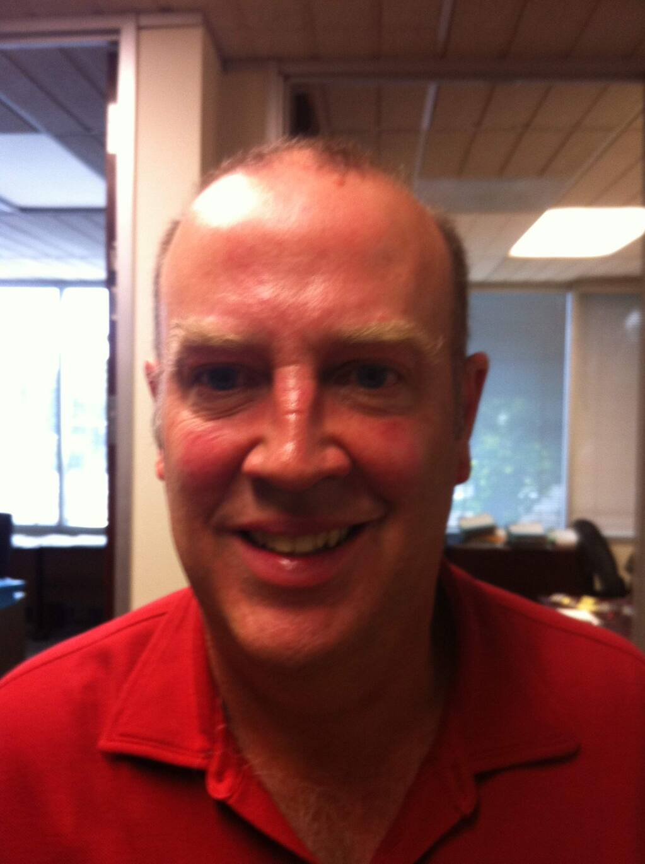 Bob Thompson, vice president, Bay Area Development Company