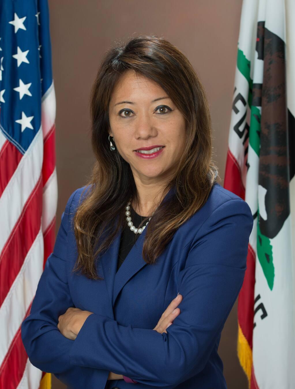California Treasurer Fiona Ma