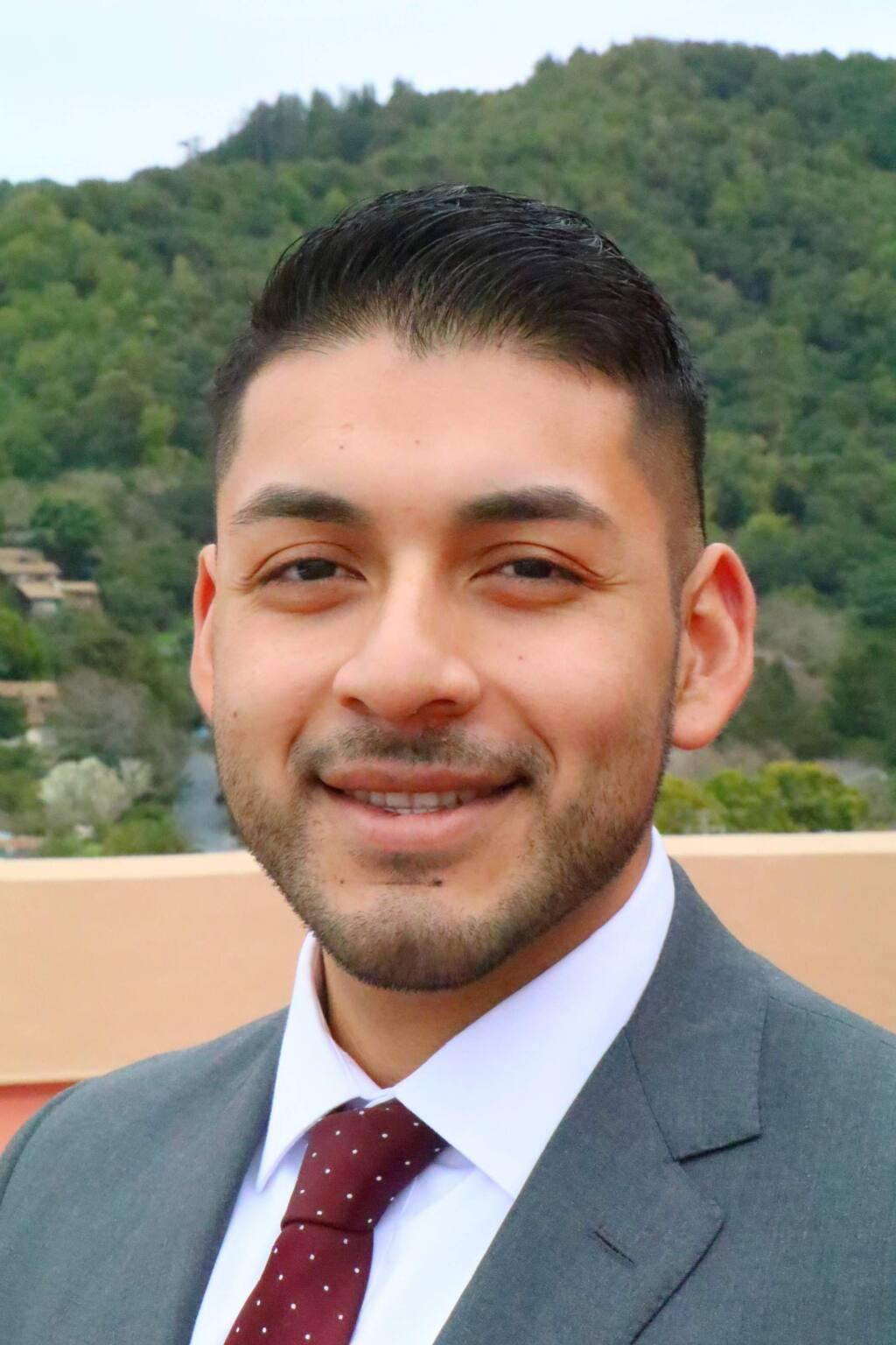 Lorenzo Cordova, 27, senior aide, Marin County Board of Supervisors, is a 2020 Forty Under 40 winner. (courtesy photo)