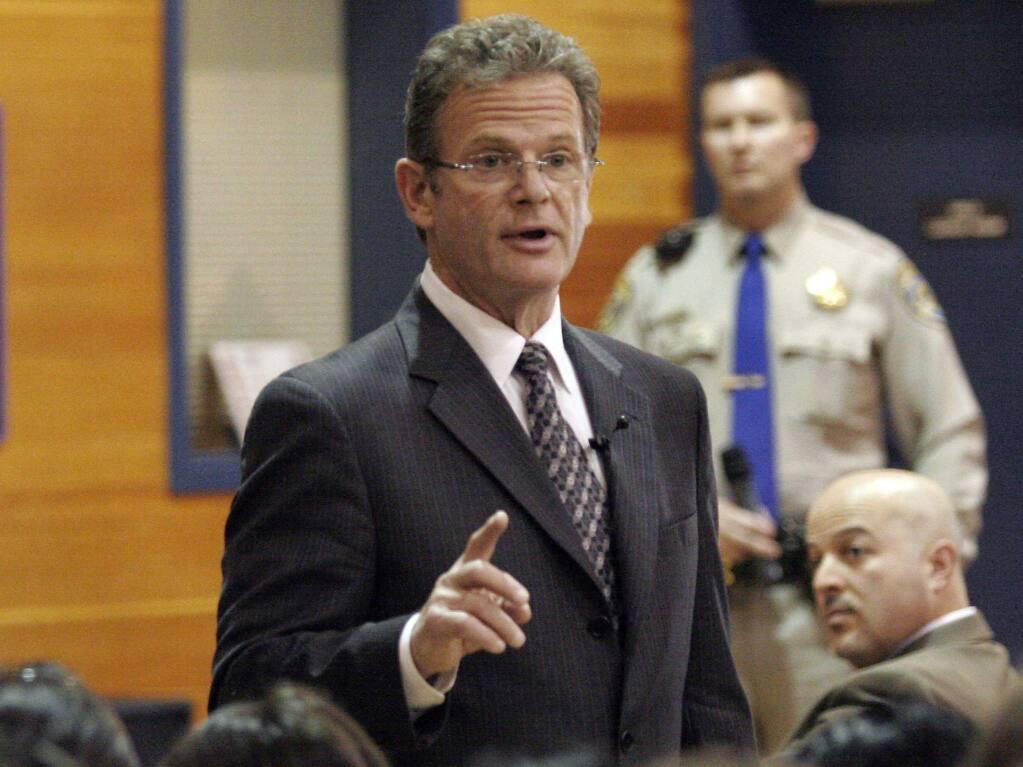 Judge Gary Nadler (PD FILE, 2009)