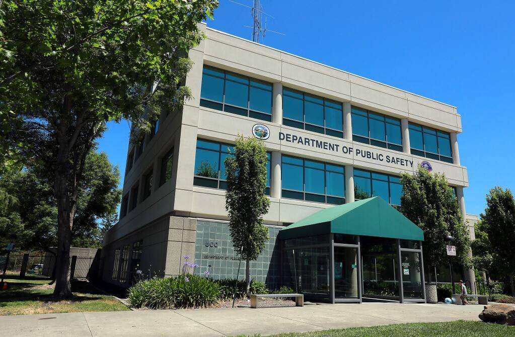 The Rohnert Park Department of Public Safety  (The Press Democrat)