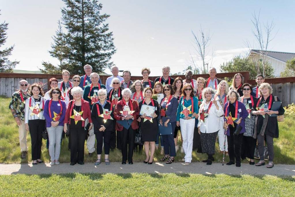 2019 Sonoma Valley Fund Star Award Event Set For Oct 6