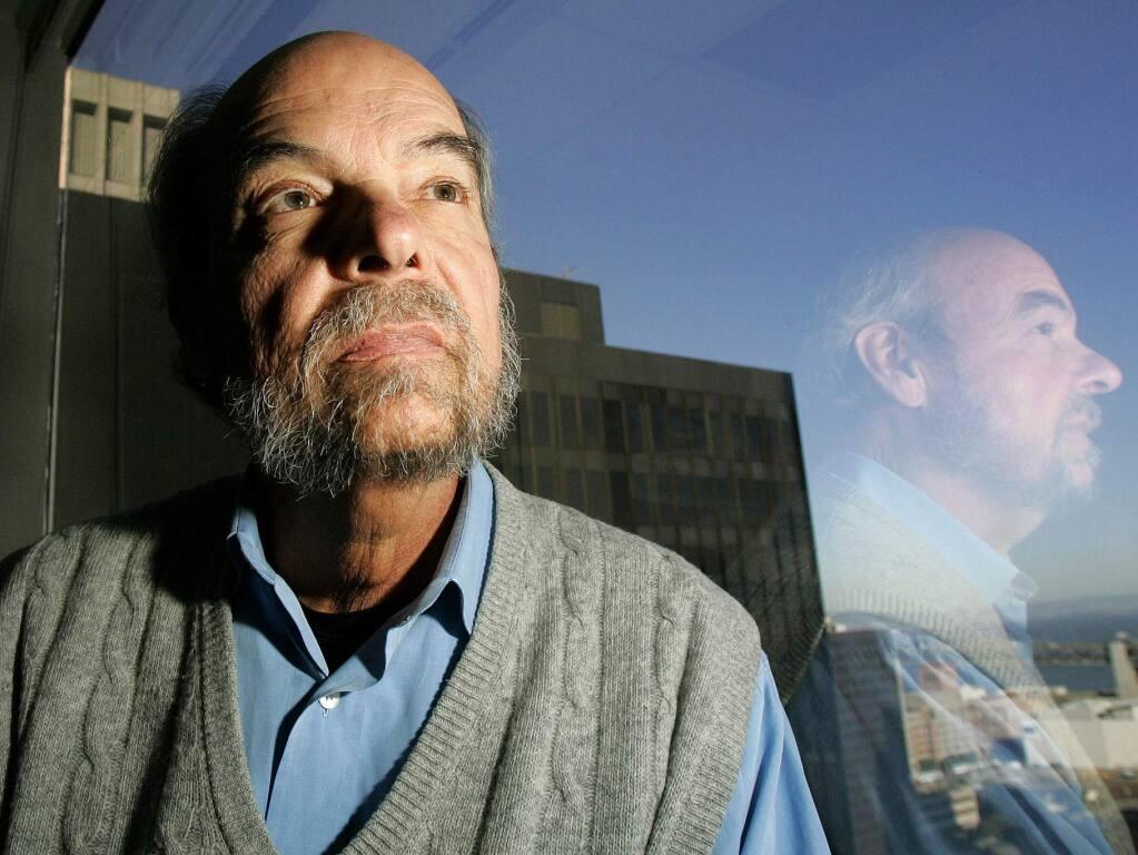 Peter Douglas, shown in a 2005 file photo. (AP Photo/Jeff Chiu)