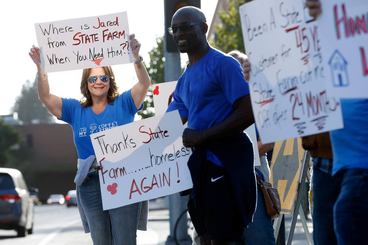 North Bay fire survivors rally to shame insurance companies to ...