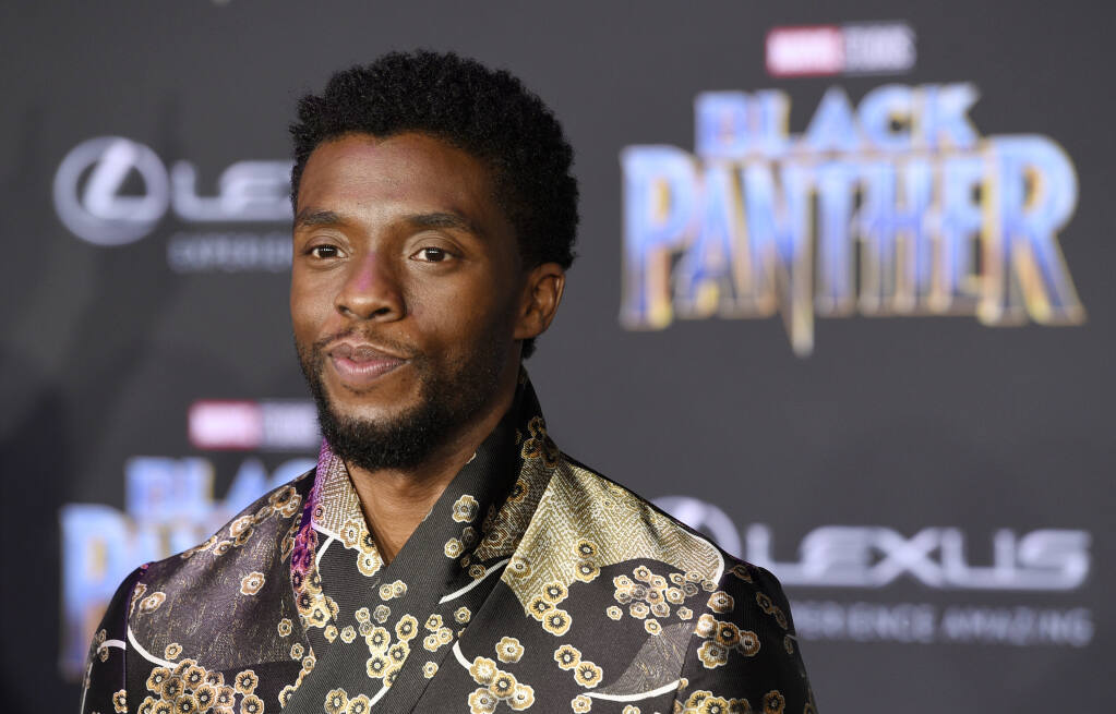 "Visit the Luther Burbank Center on Saturday, April 10 for a drive-in showing of ""Black Panther."" (Chris Pizzello / Invision)"
