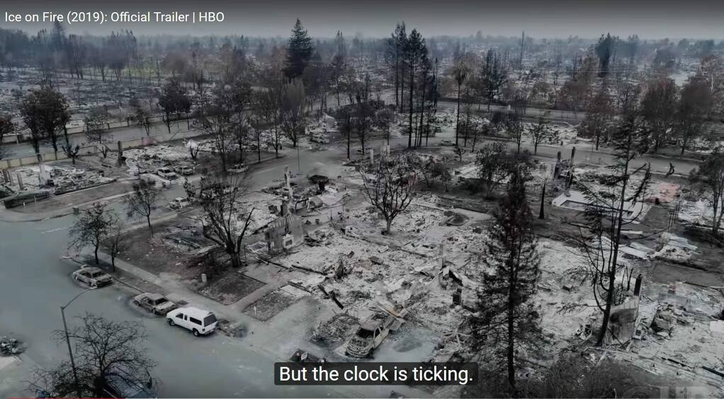 Produced by Oscar-winner Leonardo DiCaprio, George DiCaprio and Mathew Schmid, 'Ice on Fire' focuses on many never-before-seen solutions designed to slow down our escalating environmental crisis. (YOUTUBE)