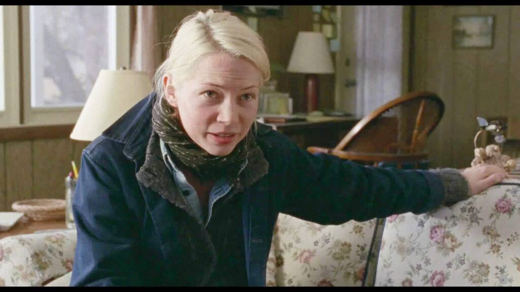 Michelle Williams plays Gina Lewis, one of three women whose stories are followed in Kelly Reichardt's film, 'Certain Women.' (IFC FILMS)