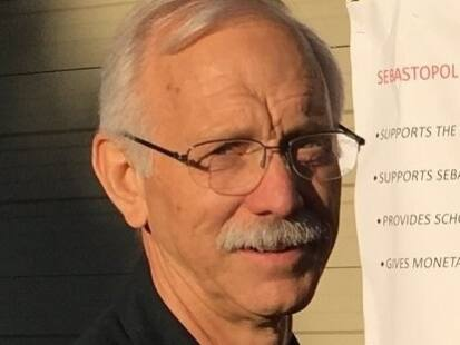 Assistant Sebastopol Fire Chief Mike Reeser served the department for 42 years. He died Saturday, one day before his 65th birthday. (Sebastopol Fire Department)