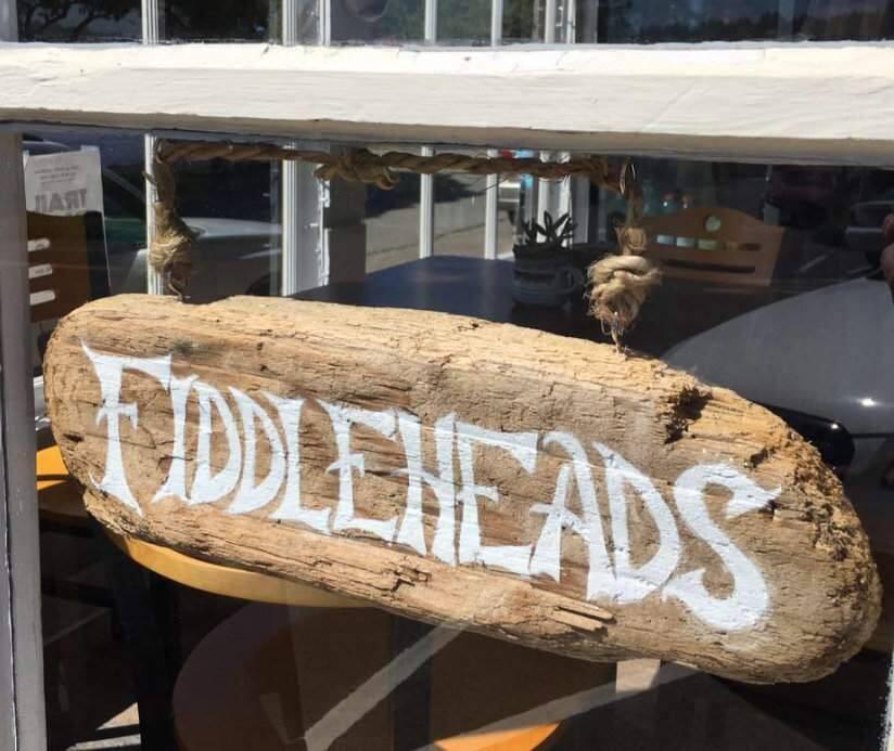 Fiddleheads Cafe in Mendocino. (Fiddleheads/Facebook)