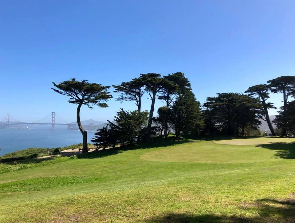 Lincoln Park Golf Course in San Francisco