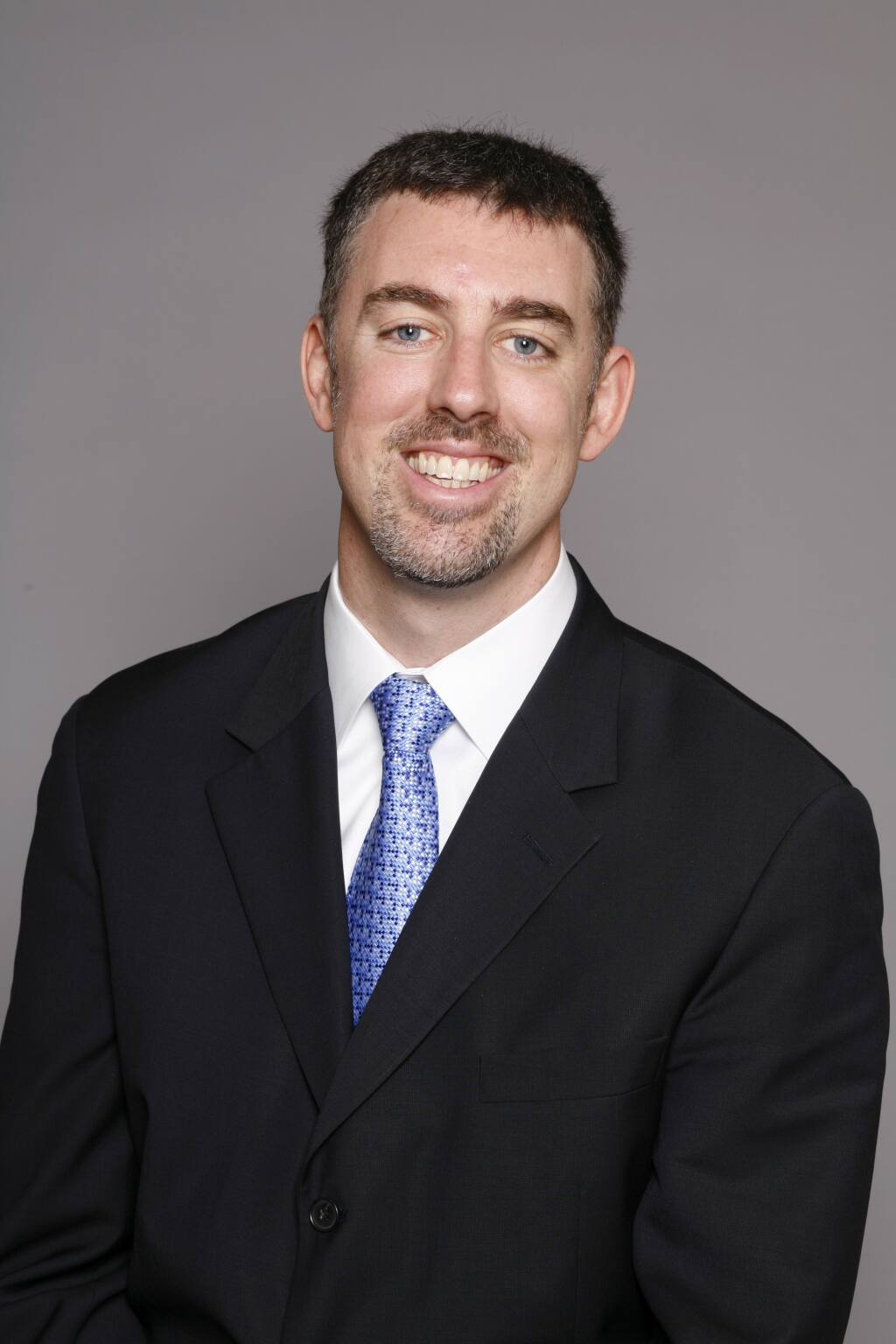John Hennelly, president and CEO, Sonoma Valley Hospital (photo courtesy Sonoma Valley Hospital)