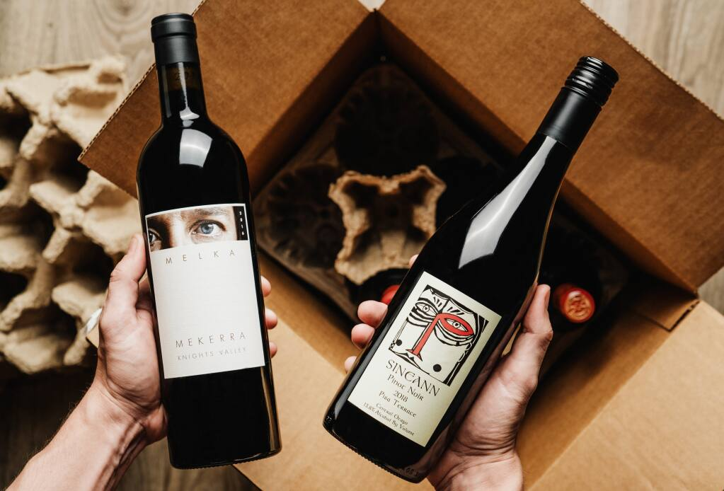 San Francisco-based Wine Access runs two clubs and an online store for hard-to-find high-end wines. (courtesy of Wine Access)