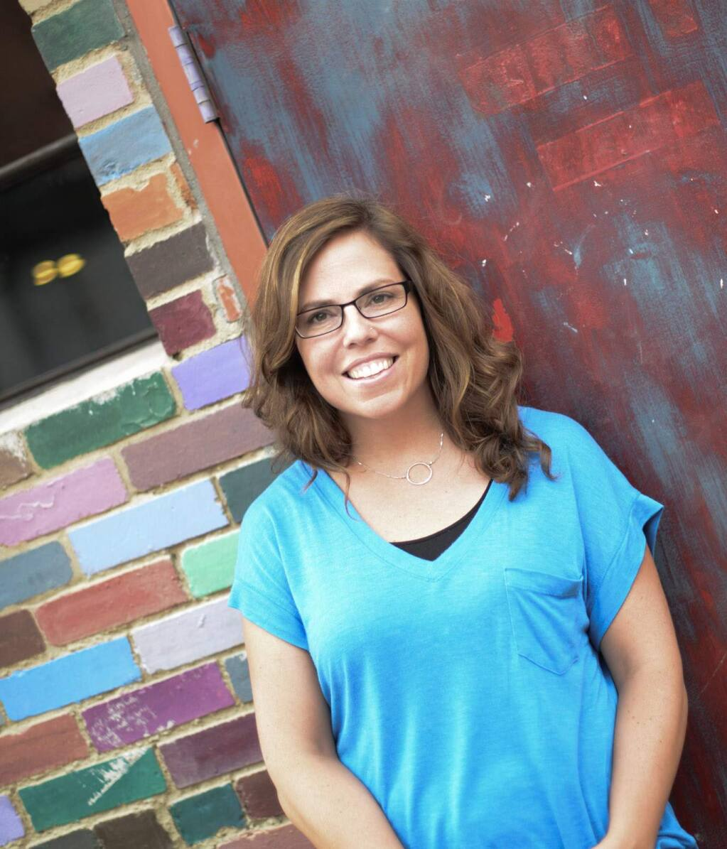 Carlotta Mast is the senior vice president for content and insights at New Hope Natural Media. (PROVIDED PHOTO)