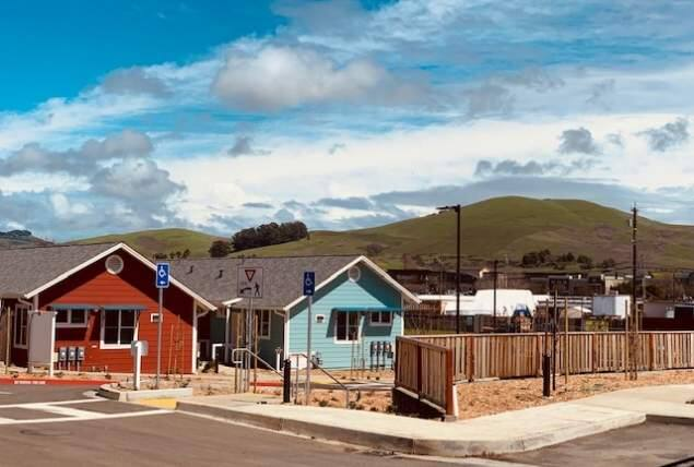 SAHA Homes' Valley View senior/veteran community in American Canyon provides medical, substance and mental health counseling along with a variety of exercise, gardening and social activities. (courtesy photo)