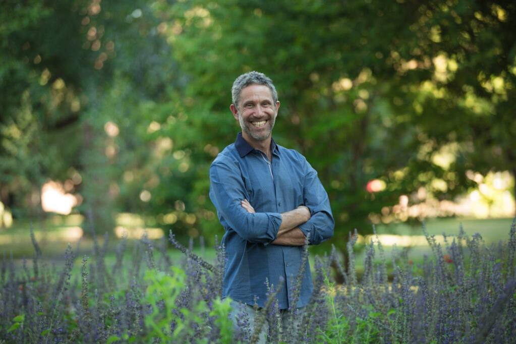 Michael Straus is the founder and CEO of Hugo Straus, an organic cannabis company. CHERI SUGAL