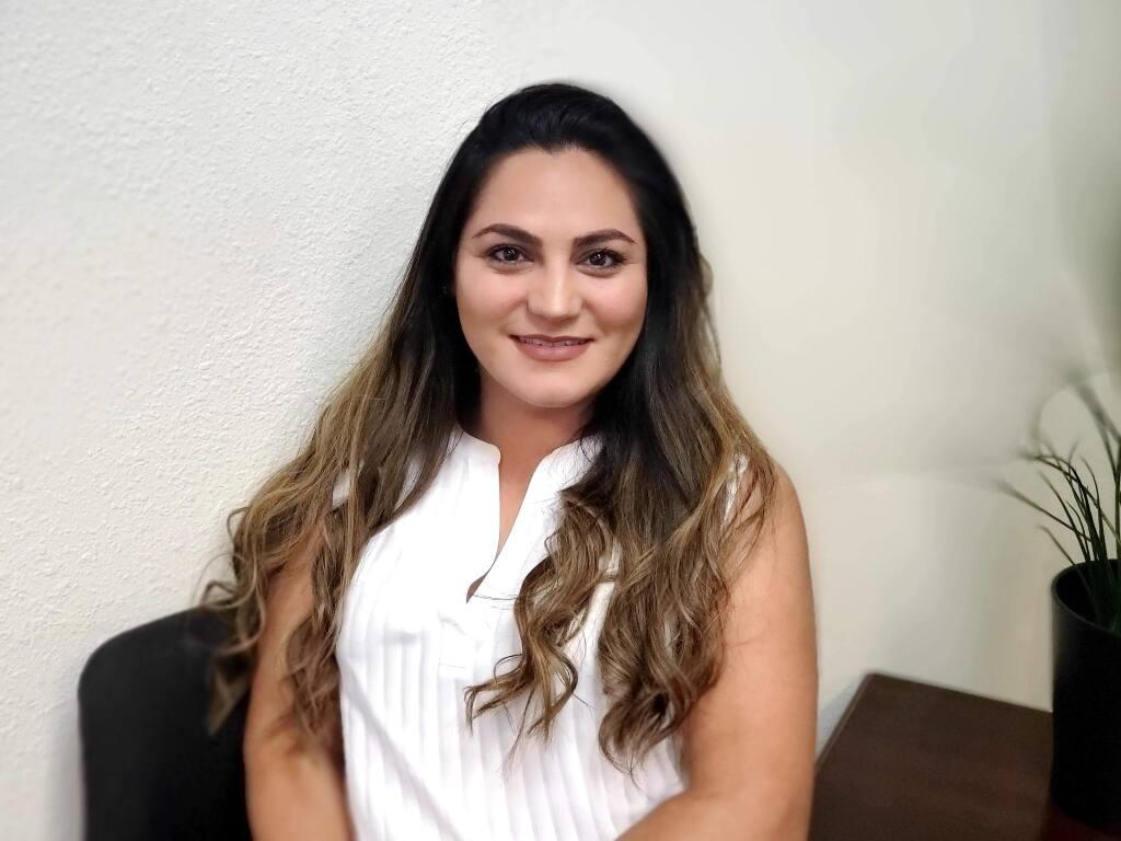 Luz Zavala, manager of Star Staffing's Santa Rosa branch (courtesy photo)