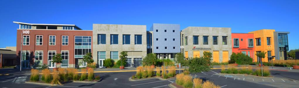 Novato-based Morton & Bassett plans to relocate its herb, spice and extract business from Novato to 126,000 square feet in this building and another at SOMO Village in Rohnert Park in August 2015. (Codding Investments)